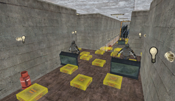 D-3: Inside the Prison Walls