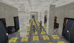 A-3: The Prison Basement Lobby