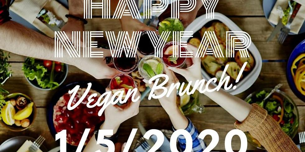 New Year Vegan Brunch Potluck