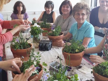 Planting a Chef's Kitchen Garden Class