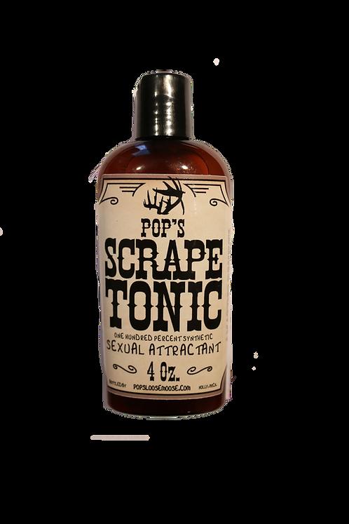 Pop's Scrape Tonic 4oz