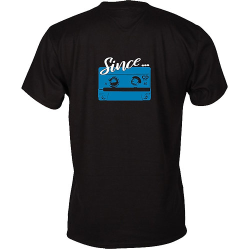 Since Cassettes T-Shirt