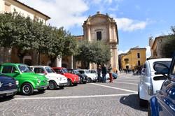 Bucchianico Piazza Fiat 500 Celebration