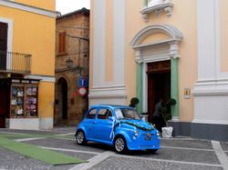 Bucchianico, cool Wedding Transport