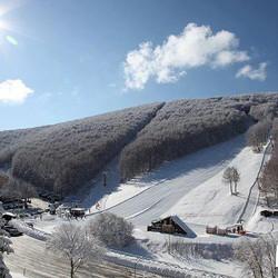 Passo Lanciano Ski Area