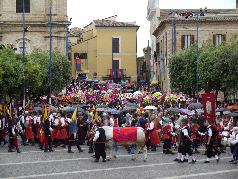 Festa Dei Banderesi, Bucchianico