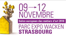 SALON RÉSONANCE 2018, salon européen des Métiers d'Art