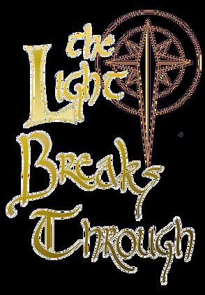 Advent 2020 Banner - The Light Breaks Th