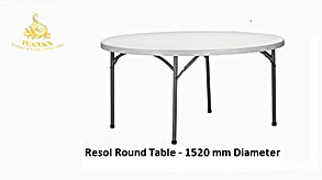 Round Table 1520 D (Seat 8)