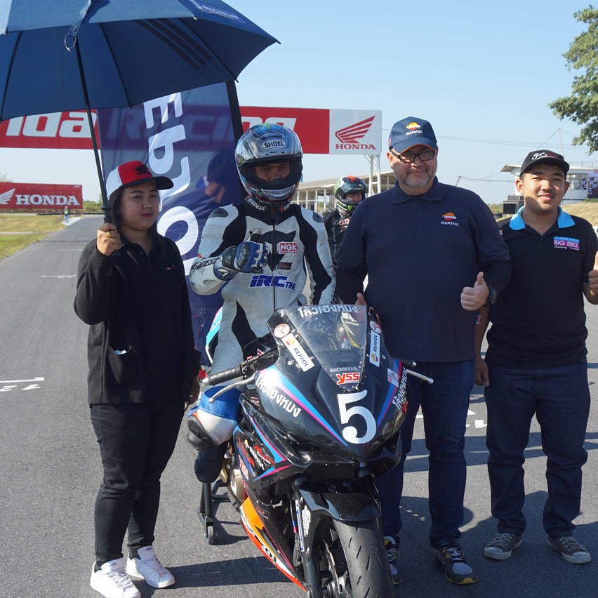 Lo Heng Mong BigBike Racing Team
