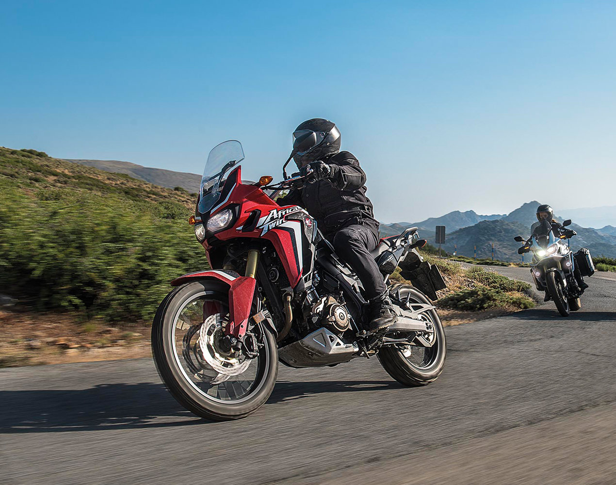 Africa Twin