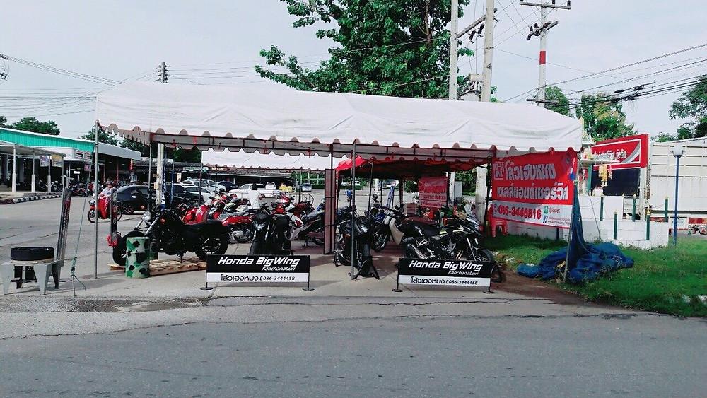 Honda BigWing Kanchanaburi