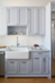 Pacific Heights Residence, farmhouse sink