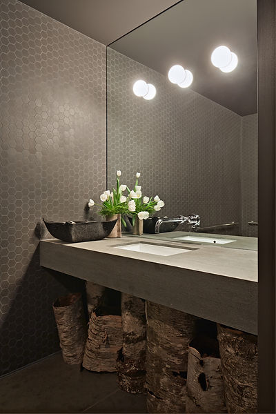 Boulette's Larder, bathroom