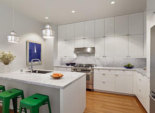 Inner Sunset Residence: Kitchen