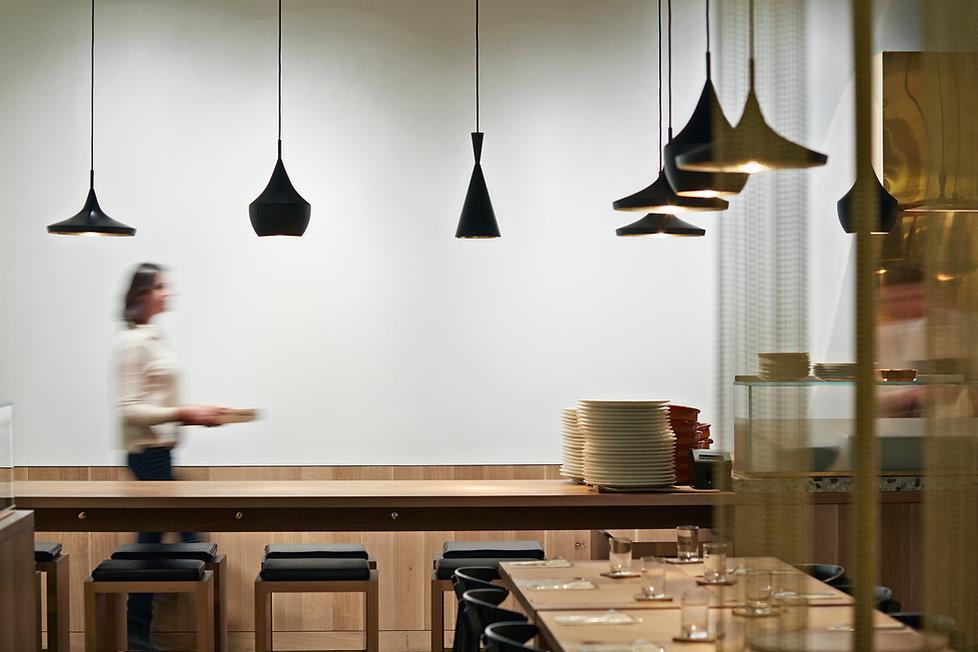 Boulibar, dining room