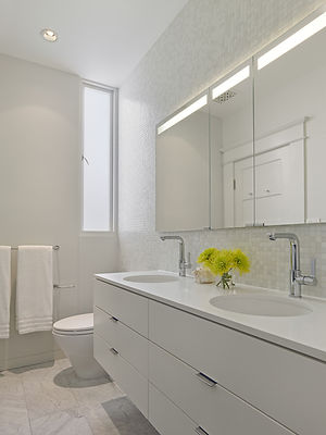 Inner Sunset Residence: Bathroom