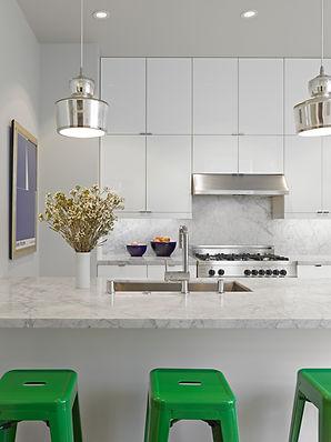 Inner Sunset Residence: Kitchen Detail