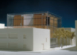San Jose State Museum of Art – Model