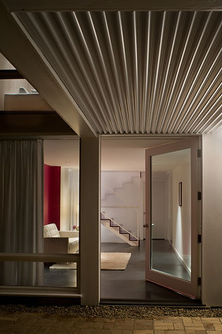 Noe Valley Residence: Lower Level