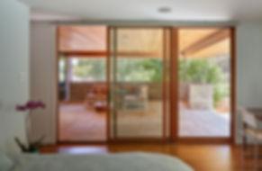 Belmont Residence, master bedroom suite