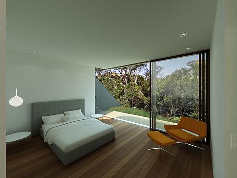Tamalpais Valley Residence – Bedroom