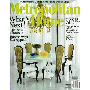 Metropolitan Home (Elle Decor)