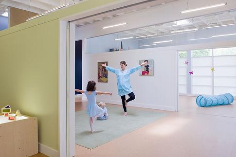 Stretch the Imagination – Kids Yoga