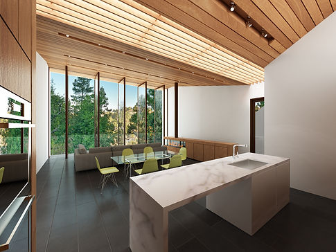 Tamalpais Valley Residence – Interior