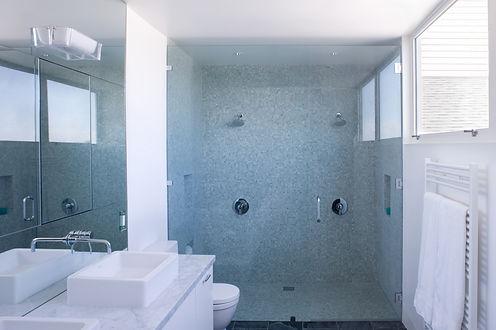 Noe Valley Residence: Master Bath
