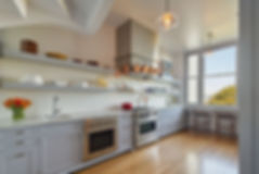 Pacific Heights Residence, Kitchen