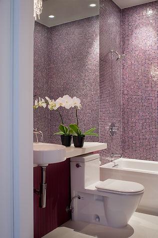 Noe Valley Residence: Bathroom