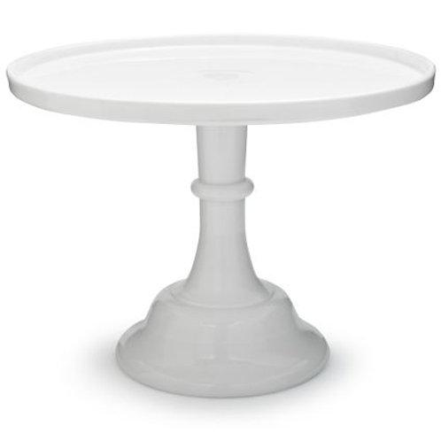 Milk Glass Cake stand 30cm