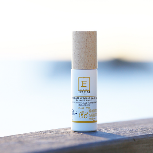 Soin solaire SPF 50+