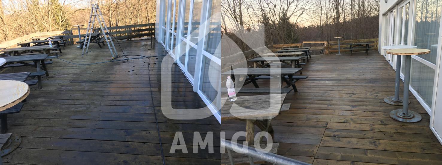 amigo cistilni servis ciscenje streh ciscenje fasad ciscenje tlakovcev ciscenje plesni alg in vlage