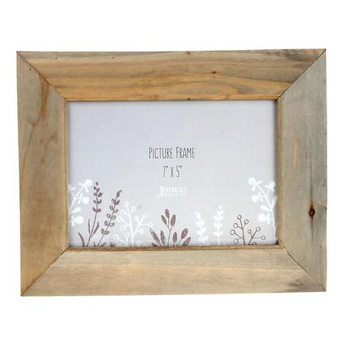 Photo Frame Wood 5x7