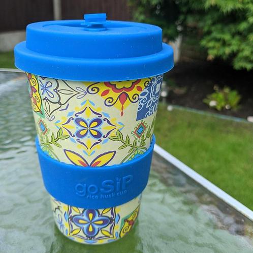 Eco travel Mug Tiles