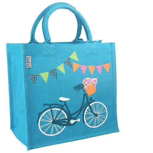 Bicycle Jute bag