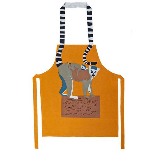Apron Lemur