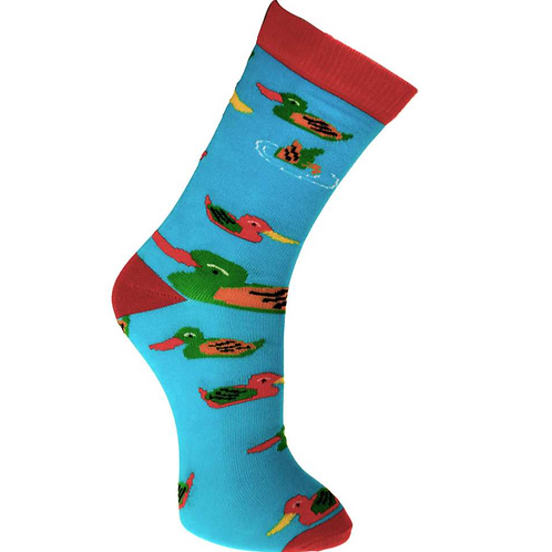 Duck Socks - Available in 2 Sizes