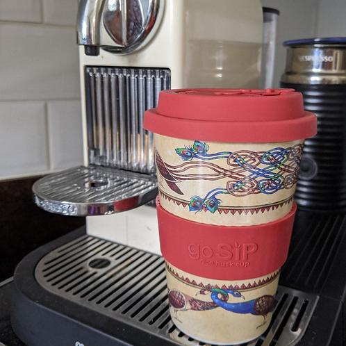 Eco Travel Mug Celtic