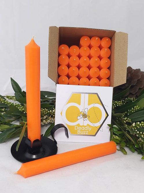 Rustic 180x22 orange