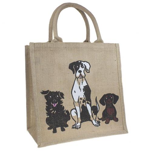 Dog Jute Bag