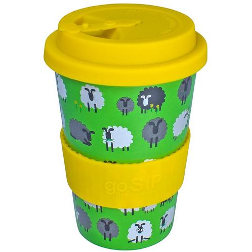 Eco travel Mug Sheep