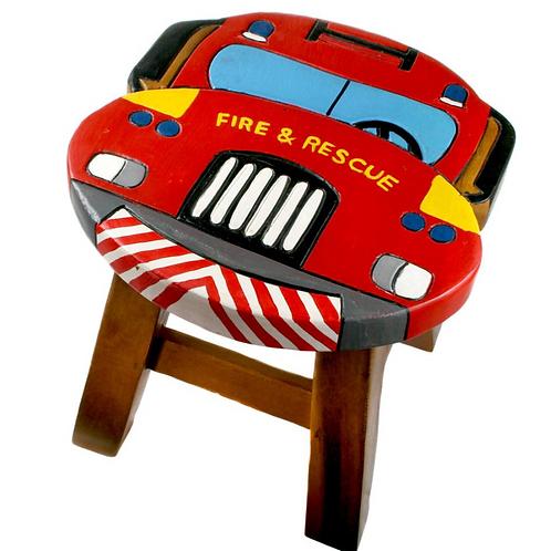 Fire Truck stool