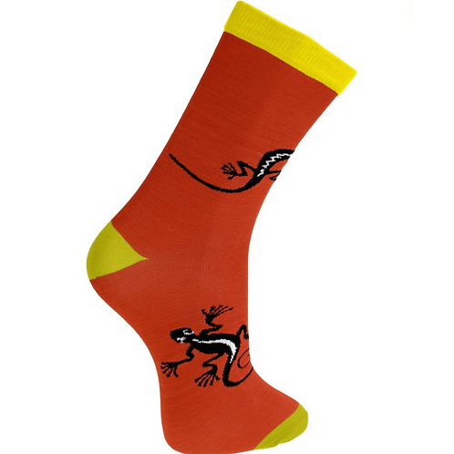 Gecko Socks Size - Available in 2 Sizes