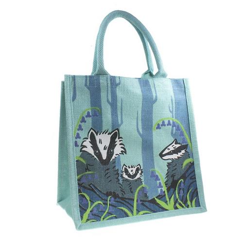 Badgers Jute Bag