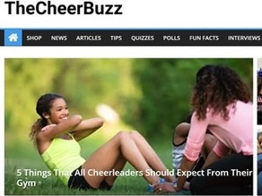 5 THINGS THAT ALL CHEERLEADERS SHOULD EXPECT FROM THEIR GYM