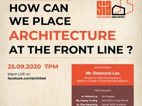 Archifest Opening Forum