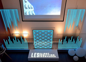 LES Showroom Opening in Singapore